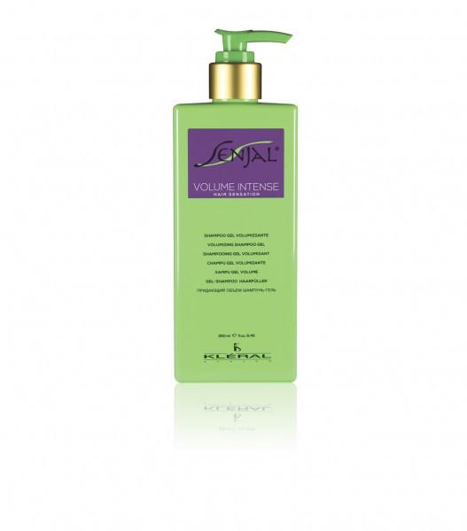 Шампунь-гель для объема и блеска тонких волос Kleral System Volumizing Gel Shampoo 250 мл