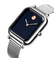 Skmei 9187 special ІІ серебристые женские  часы, фото 1