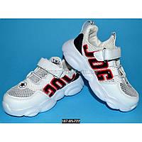 a86b1c92 Детские летние кроссовки, 30 размер (19.1 см), кожаная стелька, 107-