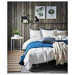 IKEA KOPARDAL Кровать, серый, Леирсунд  (491.579.71), фото 4
