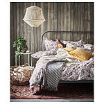 IKEA KOPARDAL Кровать, серый, Леирсунд  (491.579.71), фото 5