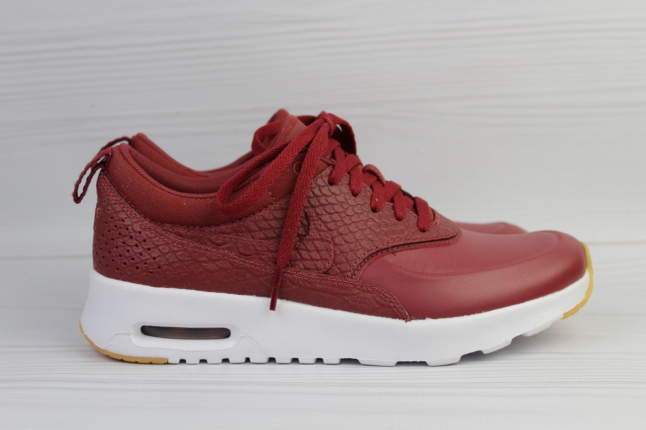 Кроссовки Nike Air Max Thea Premium, 36.5р.