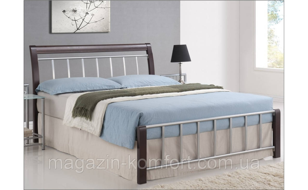 Кровать Praga двуспальная, фото 1