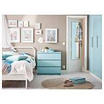 IKEA NESTTUN Кровать, белый, Лонсет  (891.580.49), фото 4