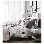 IKEA TRYSIL Кровать, белый, Леирсунд  (590.200.01), фото 4