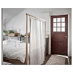 IKEA GJORA Кровать, береза, Лурой  (391.299.93), фото 7
