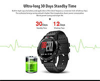 Умные часы Smart Watch Alfawise T1 Black, фото 5