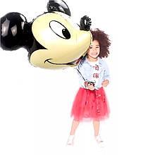 Фольгированный шар голова Микки Маус 55*55*40 см 3-D