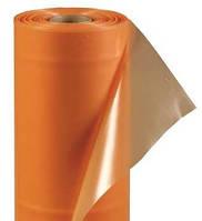 Пленка тепличная с УФ-стабилизацией 12 месяцев, 120мкм, рукав 3х2, рулон 50м