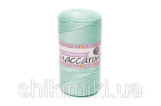 Трикотажный полипропиленовый шнур PP Macrame, цвет Ментол