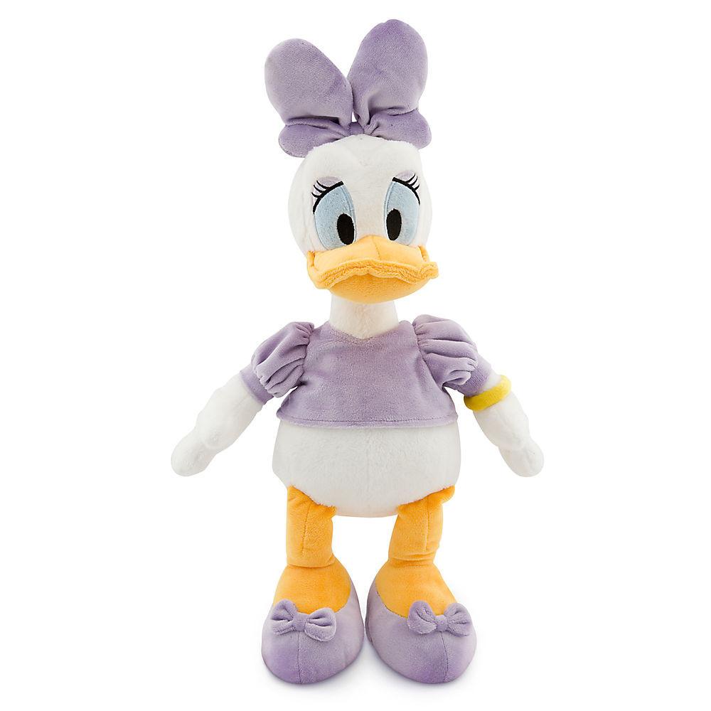 Disney Мягкая игрушка 48 см Уточка Дейзи Дак Daisy Duck Plush Medium 19'