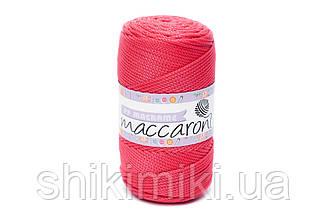 Трикотажный полипропиленовый шнур PP Macrame, цвет Красный