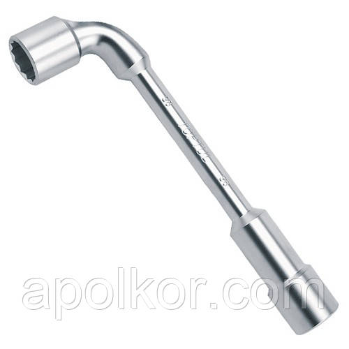 Ключ торцевой Г-обр.14x14 мм.  TOPTUL AEAE1414