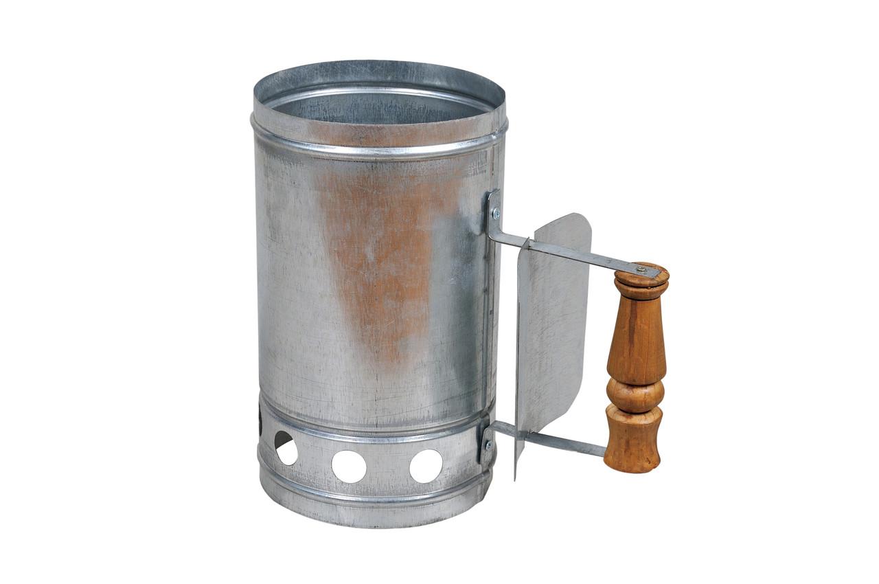 Чаша-стартер для розжига угля