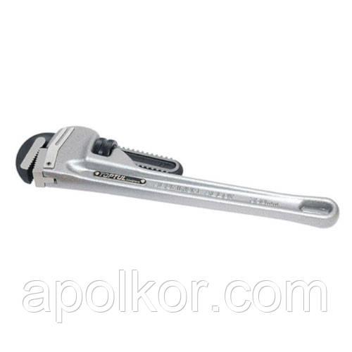 Ключ трубный рычажный алюминиевый 130мм L900  TOPTUL DDAC1A36