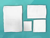 Электрод физиотерапевтический с токопроводящей тканью для ЭЛФОР и ЭЛФОР-ПРОФ