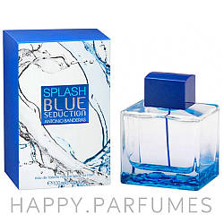 Antonio Banderas Splash Blue Seduction EDT 100 ml