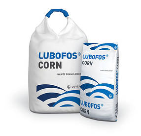 Минеральное удобрение Любофос для кукурузы