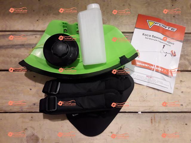 Бензиновая мотокоса Forte БMK-520K INDUSTRY LINE
