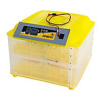 Инкубатор бытовой Теплуша Evropa 112 автомат +12v резервное питание