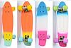 Детский скейт «Радуга» Profi  MS 0750-2, 8 видов , фото 6
