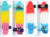 Детский скейт «Радуга» Profi  MS 0750-2, 8 видов , фото 3