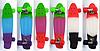 Детский скейт «Радуга» Profi  MS 0750-2, 8 видов , фото 4