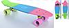 Детский скейт «Радуга» Profi  MS 0750-2, 8 видов , фото 5