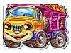 М'які машинки : Вантажівка