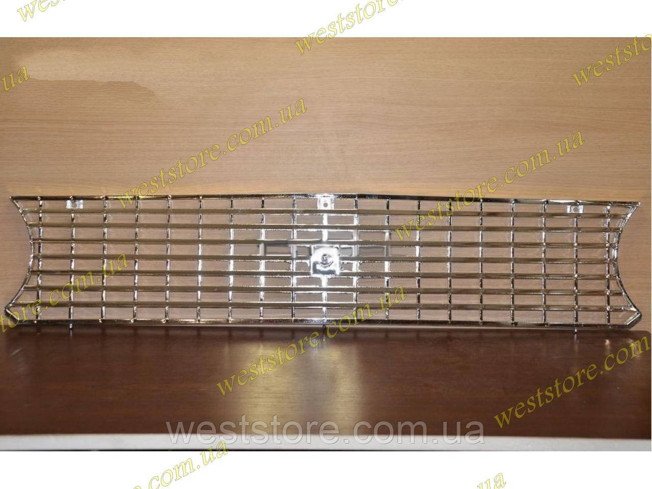 Решетка радиатора Ваз 2101,2102 хром Россия Автопласт
