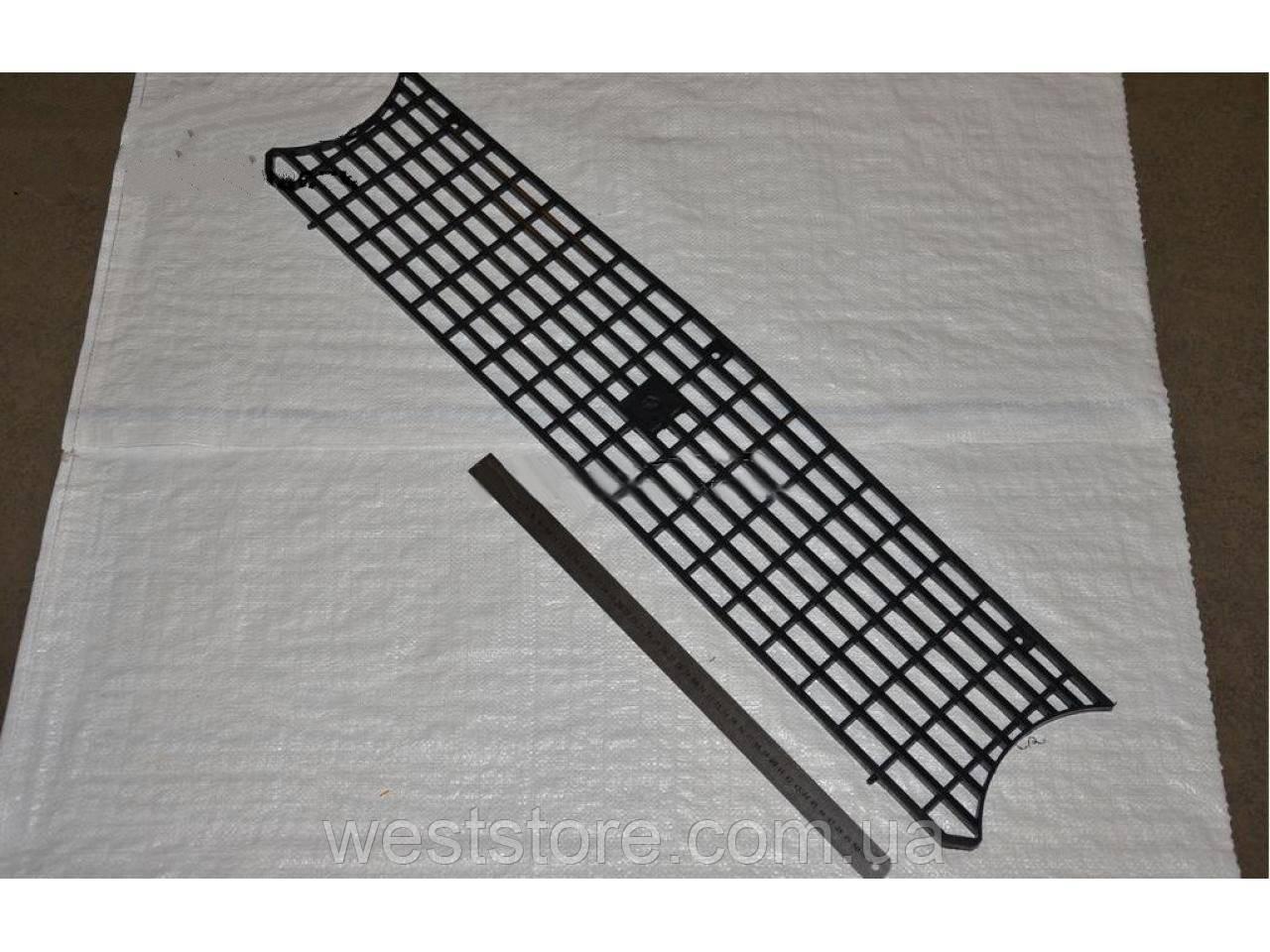 Решетка радиатора Ваз 2101,2102 черная Россия Автопласт