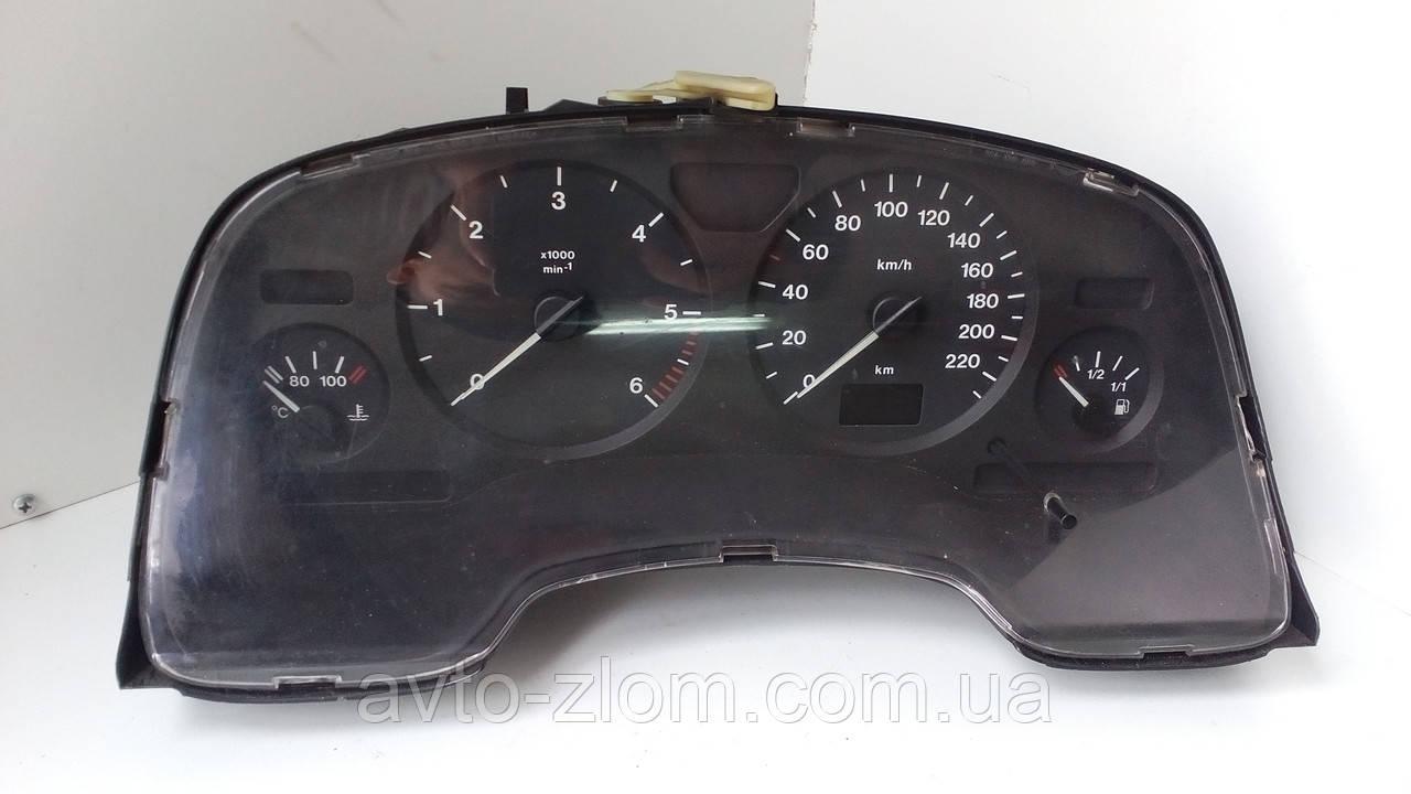 Щиток приборов Opel Zafira A, Опель Зафира А 2,0 DTI. 24419561.
