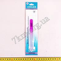 Пилочка для ногтей стеклянная Zinger Т082