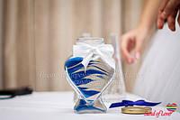Свадебная песочная церемония Галины и Дмитрия