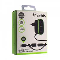 Сетевое Зарядное Устройство Belkin F8M670K Lightning / Micro 1USB