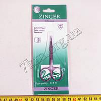 Ножницы Zinger для кутикулы Т080