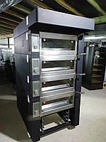 Подовая печь бу Wiesheu ebo 1-68  is 600 пароконвектомат