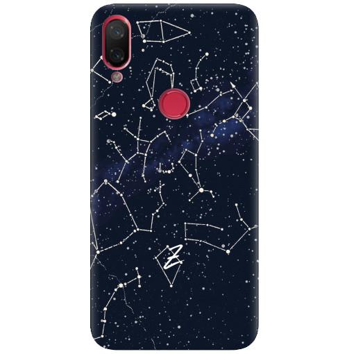 Силиконовый чехол на Xiaomi Mi Play Stardom