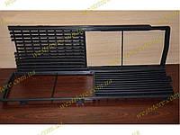 Решетка радиатора Ваз 2106 2103 черная Россия
