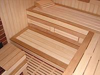 Монтаж сауны в частном доме, фото 1