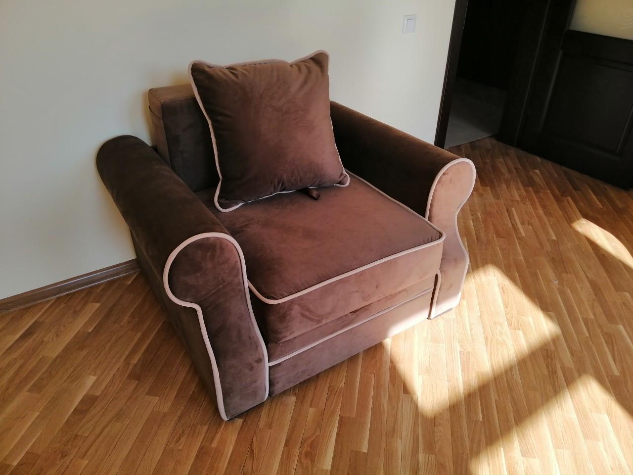 Кресло не раскладное БЕРГАМО