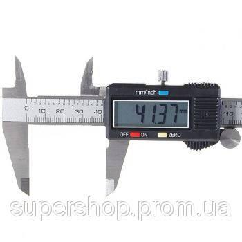 Электронный штангенциркуль с LCD