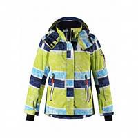 Куртка зимняя Reima Reimatec Active Frost 5 531360B, цвет 2224 ReimaGo - горнолыжная серия