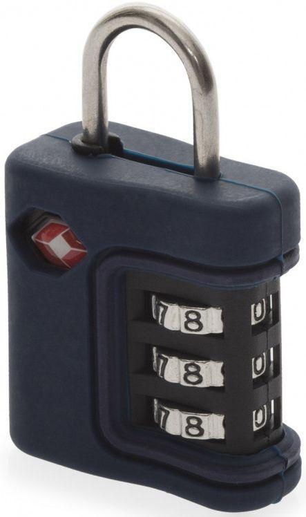 Брелок Mandarina Duck Touchduck Tsa Lock MdPVZ01-13T, синий
