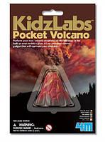 Набір для творчості 4M Кишеньковий вулкан (00-03218)