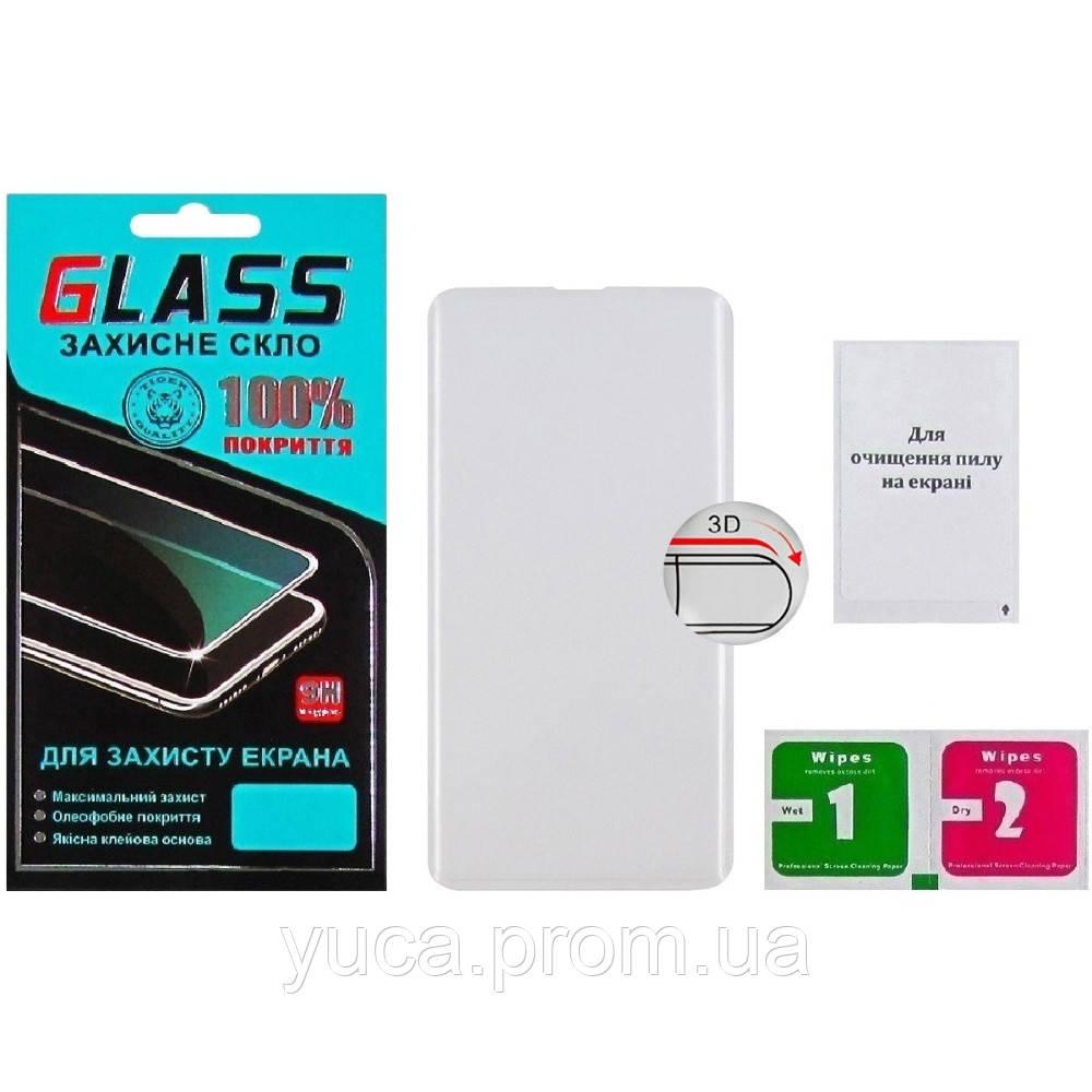 Защитное стекло для SAMSUNG G973 Galaxy S10 (0.3 мм, 3D прозрачное)