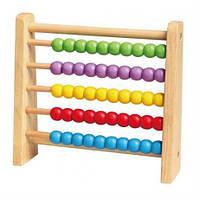 Розвиваюча іграшка Viga Toys рахунки (54224)
