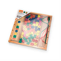 Набір для навчання Viga Toys логіка (56182)