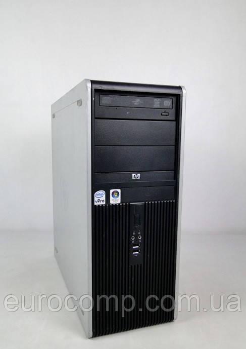 Компьютер для дома и офиса HP DC7900 MT (C2D E7300/4GB/160GB)