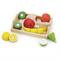 """Іграшка Viga Toys """"Фрукти"""" (58806), фото 1"""